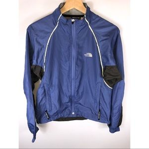 TNF Windbreaker Lightweight packable Jacket Small